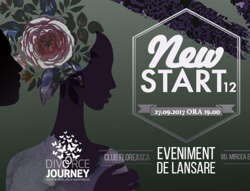 "Lansare ""New Start 12"""