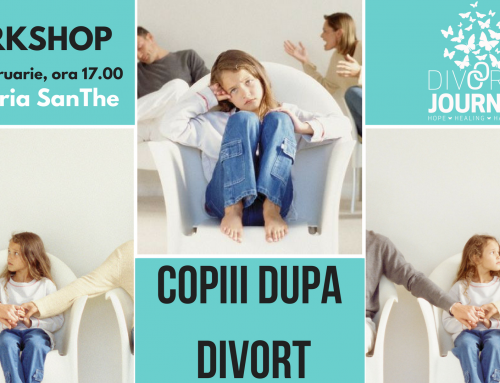 Workshop: Copiii după divorț