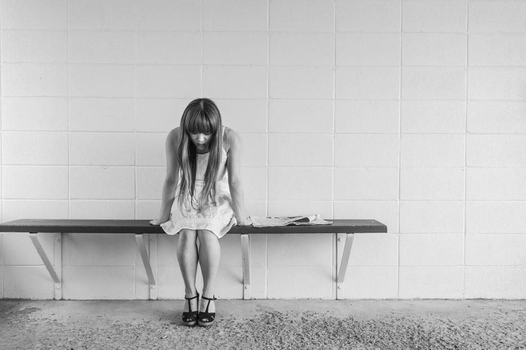 copleșit după divorț