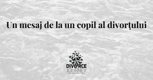 copil al divorțului