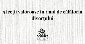 călătoria divorțului